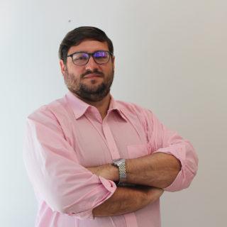 Portrait of Ben Garback