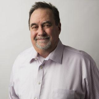 Portrait of Rick Rollins