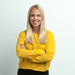 Portrait of Kelli Mildren