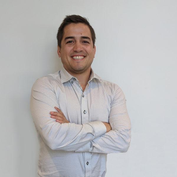 Portrait of Nick Shields