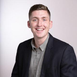 Portrait of Kyle Keating