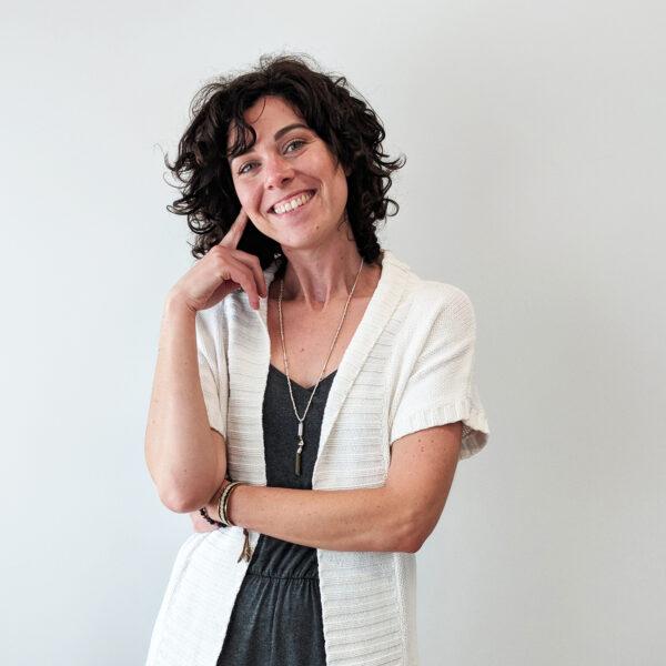 Portrait of Joanna Ingrao