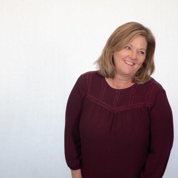 Portrait of Karen Ches