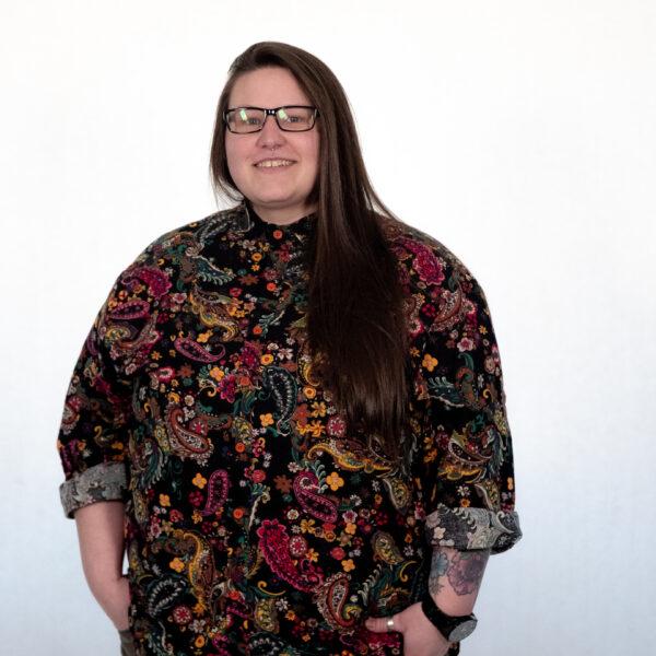 Portrait of Emily Verger