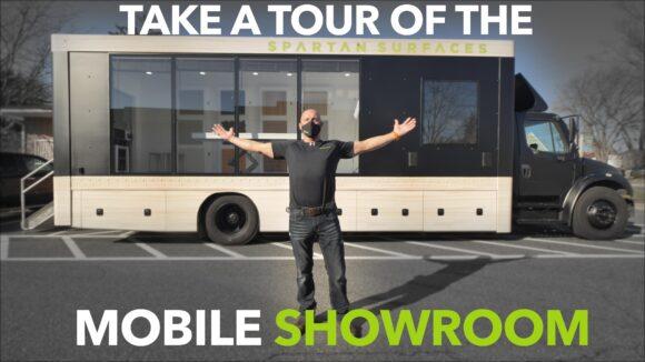 Tour Spartan's Mobile Showroom!