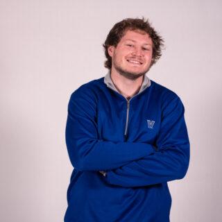 Portrait of Brock Hurley