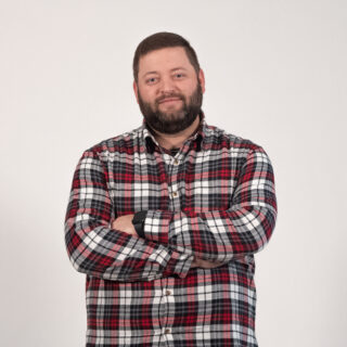 Portrait of Matt Colburn