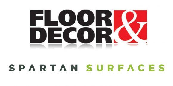 Floor & Decor + Spartan Surfaces