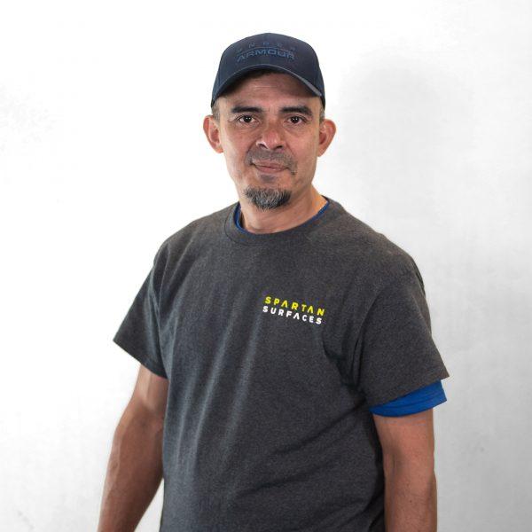 Portrait of Fredy Pleitez
