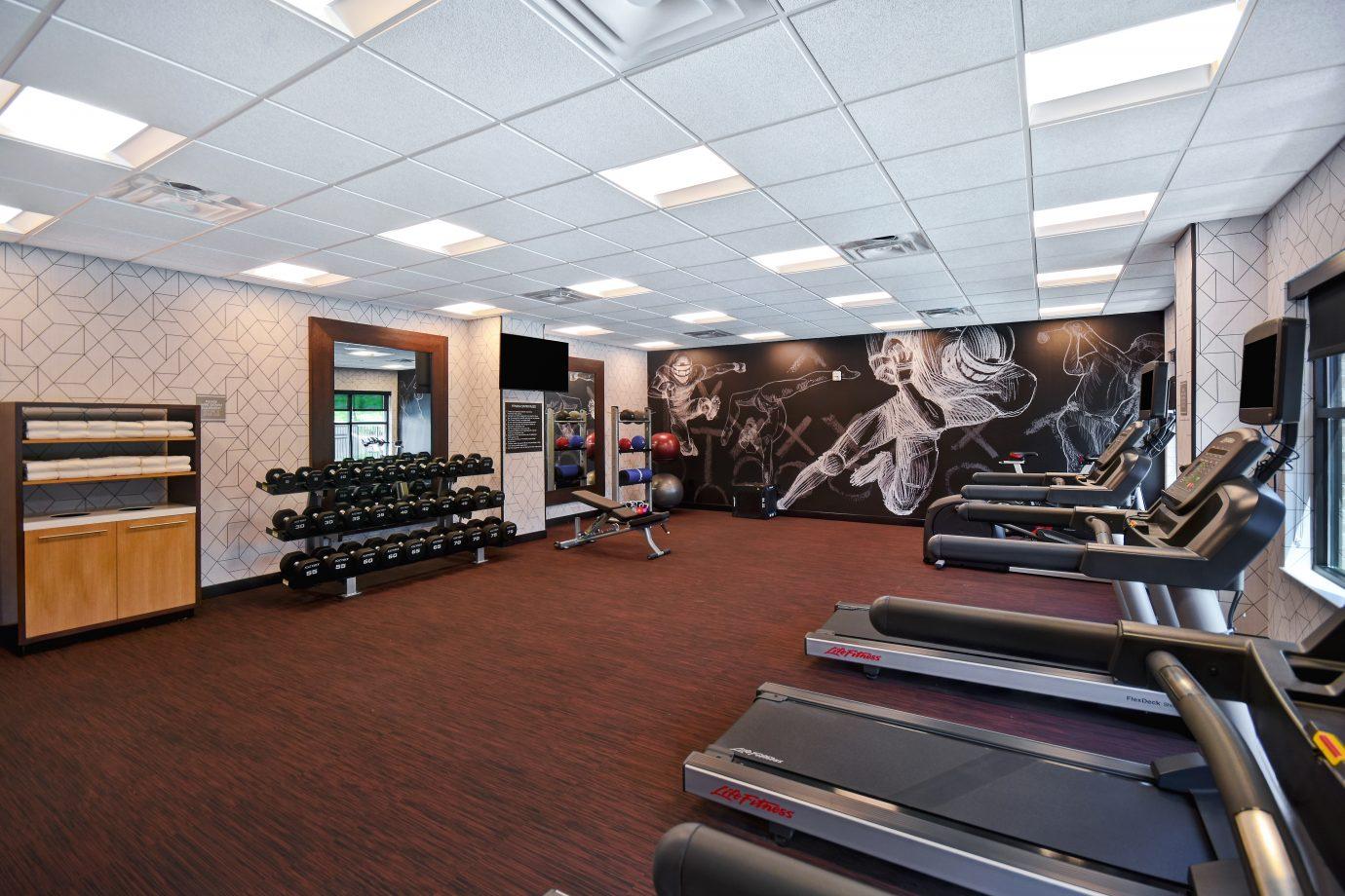 HWS Workout Room