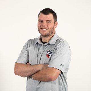Portrait of Corey Sargent