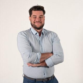 Portrait of Brett Berry