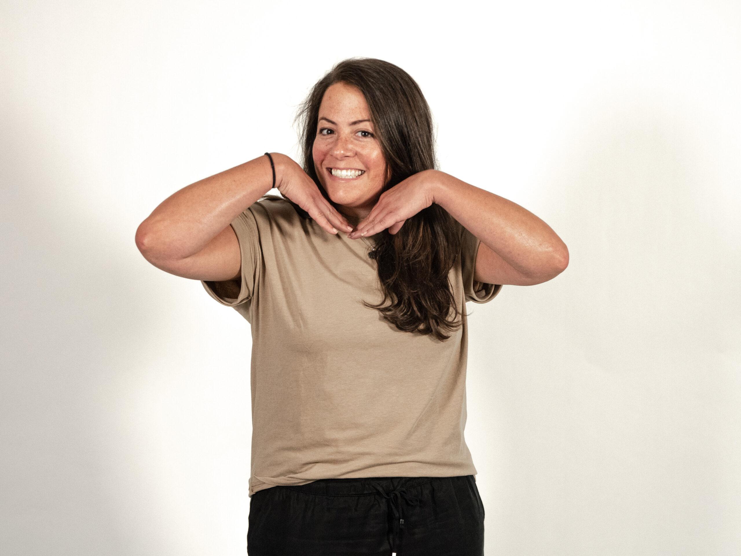 Portrait of Katie Kansler