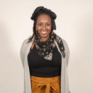 Portrait of Mykeisha Mitchell
