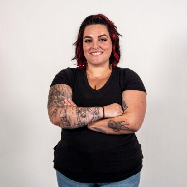 Portrait of Katie Renzi