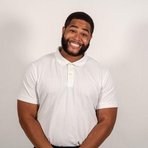 Portrait of Darrius Berry