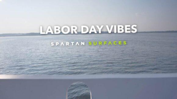 Spartan Sets Sail