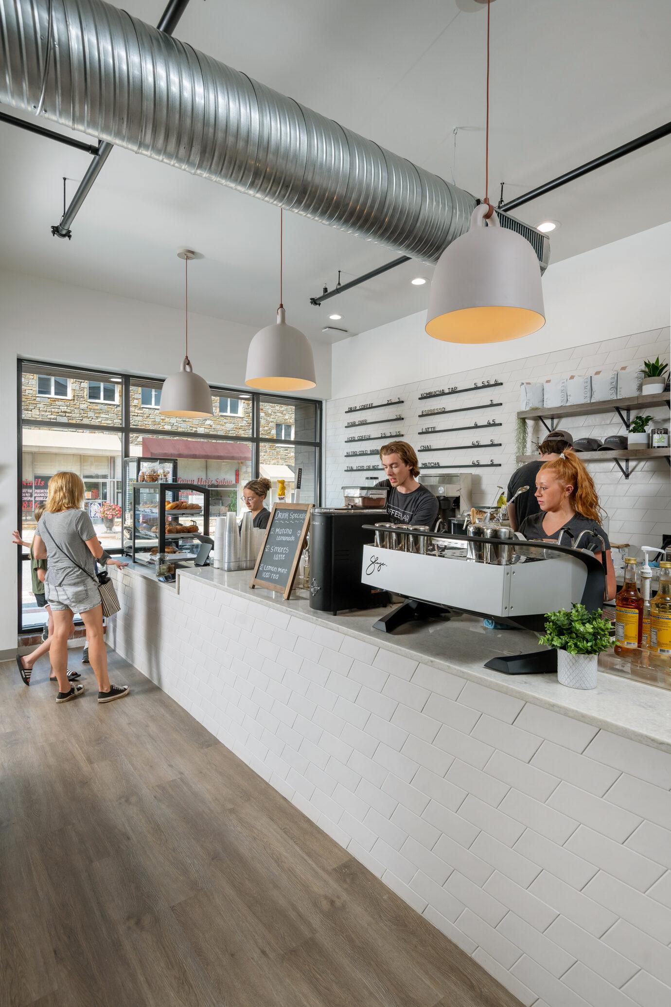 Coffee Bar 5 N. Main