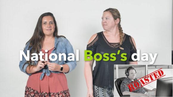 National Boss's Day Roast | CFO, Adam Gable