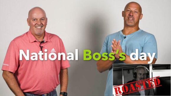 National Boss's Day Roast | VP of Distribution